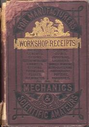 Workshop Receipts, cover